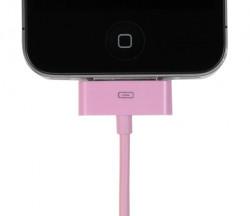 Cable ROSE de recharge et synchro pour Apple