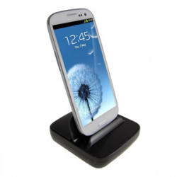 Station d'acceuil pour Samsung Galaxy S3