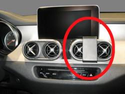 Fixation voiture Mercedes Classe X. Réf Brodit 855368