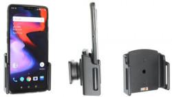 Support voiture OnePlus 6/6T/7 passif - pour appareil avec étui. Réf Brodit 711063