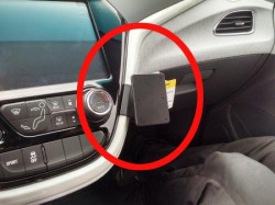 Fixation voiture Chevrolet Bolt. Réf Brodit 855346
