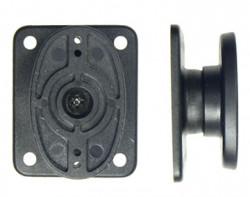 Rotule orientable ovale. Réf 215452