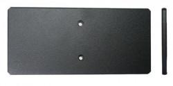 Plaque d'extension, 149x69x5 mm. (3 pièces / paquet) Réf 213008