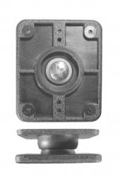 Rotule orientable pour supports Brodit. Réf 213018
