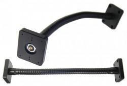 Bras flexible, 25 cm. Avec trous pré-percés AMPS standard. Réf 215407