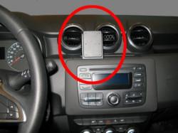 Fixation proclip Dacia Duster. Ref Brodit 855395