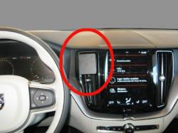 Fixation voiture Volvo XC60. Réf Brodit 855326
