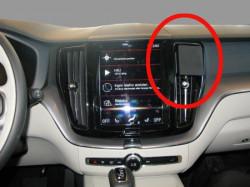 Fixation voiture Volvo XC60. Réf Brodit 855342