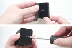 Adaptateur de montage  Brodit Harman Kardon GPS-500 Adaptateur de montage Réf 272003