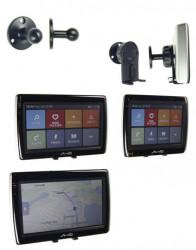Support voiture  Brodit Mio Moov Spirit 300 Traffic Système de montage avec rotule - Réf 533067
