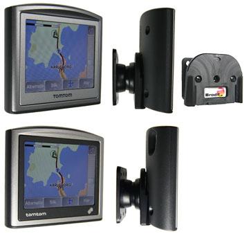 Support voiture  Brodit TomTom One 3rd Edition Système de montage avec rotule - Réf 215188