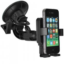 Support universel à ventouse puissante pour téléphones, usage Pro