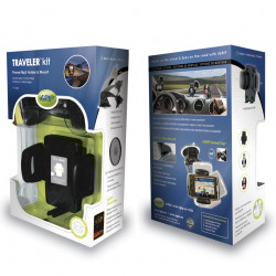 Support voiture universel Traveler Kit