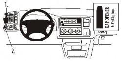 Fixation voiture Proclip  Brodit Cadillac Escalade Réf 803122
