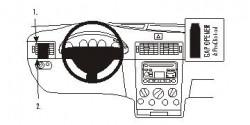 Fixation voiture Proclip  Brodit Ford Tourneo Connect Réf 803206