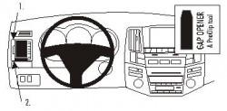 Fixation voiture Proclip  Brodit Lexus RX Series Réf 803272