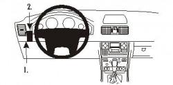 Fixation voiture Proclip  Brodit Volvo XC90 Réf 803504