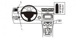 Fixation voiture Proclip  Brodit Volkswagen Passat Réf 803606