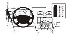 Fixation voiture Proclip  Brodit Ford Focus Réf 803725