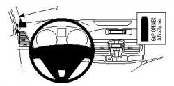 Fixation voiture Proclip  Brodit Renault Laguna Réf 804134