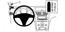 Fixation voiture Proclip  Brodit Chevrolet Malibu Réf 804156