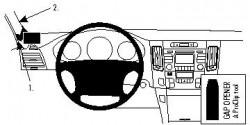 Fixation voiture Proclip  Brodit Hyundai Sonata Réf 804192