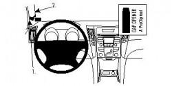 Fixation voiture Proclip  Brodit Hyundai Sonata Réf 804504