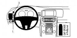 Fixation voiture Proclip  Brodit Volvo S60 Réf 804525