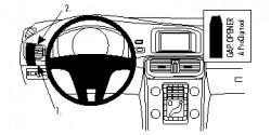 Fixation voiture Proclip  Brodit Volvo V40 Réf 804801