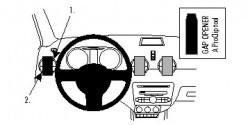 Fixation voiture Proclip  Brodit Audi A1 Réf 804816