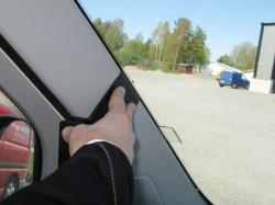 Fixation voiture Proclip  Brodit Citroen Jumper Réf 804999