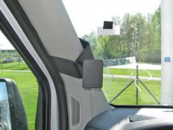 Fixation voiture Proclip  Brodit Ford Transit Réf 805003