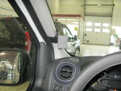 Fixation voiture Proclip  Brodit Opel Vivaro Réf 805059