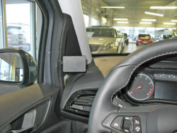 Fixation voiture Proclip  Brodit Opel Corsa Réf 805080