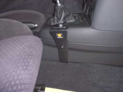 Fixation voiture Proclip  Brodit Acura SLX  Montage console ajustable avec rotule. Réf 830525