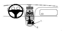 Fixation voiture Proclip  Brodit MG F Réf 832317