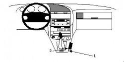 Fixation voiture Proclip  Brodit BMW 316-328 E36 Réf 832351