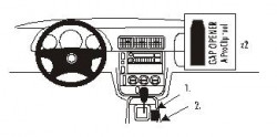 Fixation voiture Proclip  Brodit Mercedes Benz M-Class/ML Réf 832905
