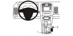 Fixation voiture Proclip  Brodit Cadillac CTS Réf 833315