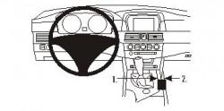 Fixation voiture Proclip  Brodit BMW 520-545/M5 E60, E61 Réf 833379