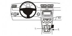 Fixation voiture Proclip  Brodit Volkswagen CC Réf 833604