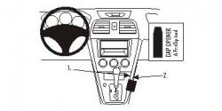Fixation voiture Proclip  Brodit Subaru Impreza Réf 833617
