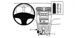 Fixation voiture Proclip  Brodit Lexus IS Series  UNIQUEMENT pour changement de vitesse manuel. Réf 833728