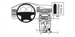 Fixation voiture Proclip  Brodit Volvo S80 Réf 833871