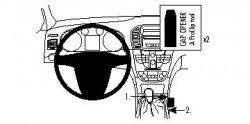 Fixation voiture Proclip  Brodit Buick Regal Réf 834279