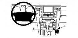 Fixation voiture Proclip  Brodit Lexus LX Series Réf 834325