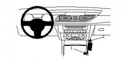 Fixation voiture Proclip  Brodit Audi A6 Réf 834565