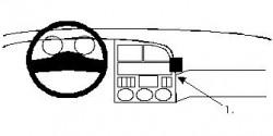 Fixation voiture Proclip  Brodit Renault 19 Réf 851979