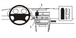 Fixation voiture Proclip  Brodit Land Rover Range Rover Réf 852105