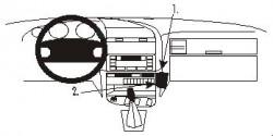 Fixation voiture Proclip  Brodit BMW 316-328 E36 Réf 852350